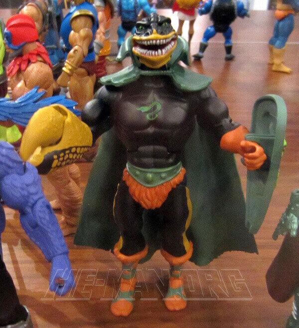 Lord Gr´Asp in Super7s Skeletor´s Lair zur SDCC 2017