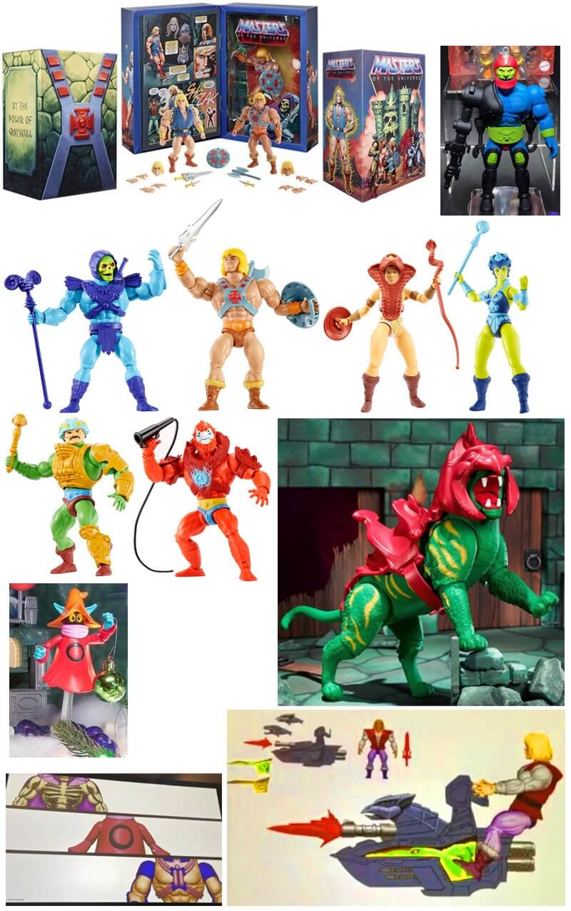Masters of the Universe Origins